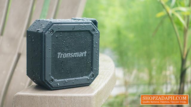 tronsmart passive radiator speaker design