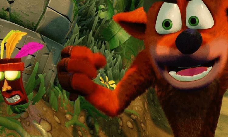 تحميل لعبة كراش بانديكوت للكمبيوتر Crash Bandicoot