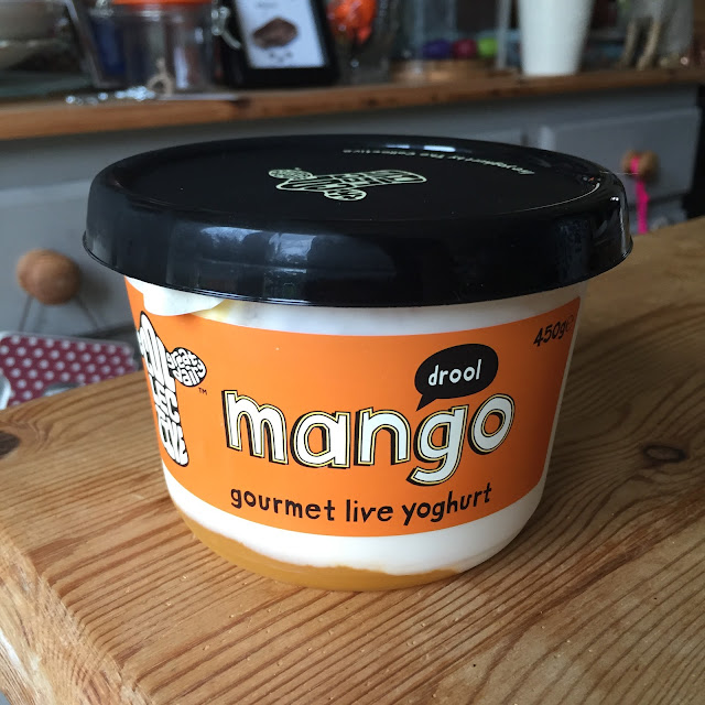 The Collective Mango Gourmet Live Yoghurt - July's Degustabox