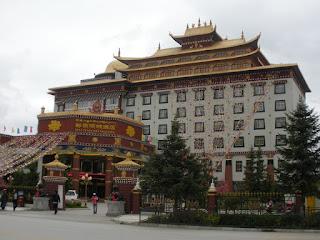 Shangri-la city