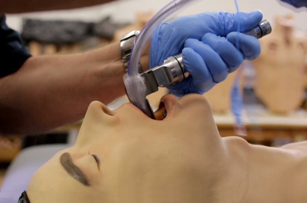50 shades of green focus on the great paramedic intubation debate