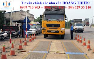 Cung cấp các loại trạm cân xe tải 120t ở tỉnh bình dương
