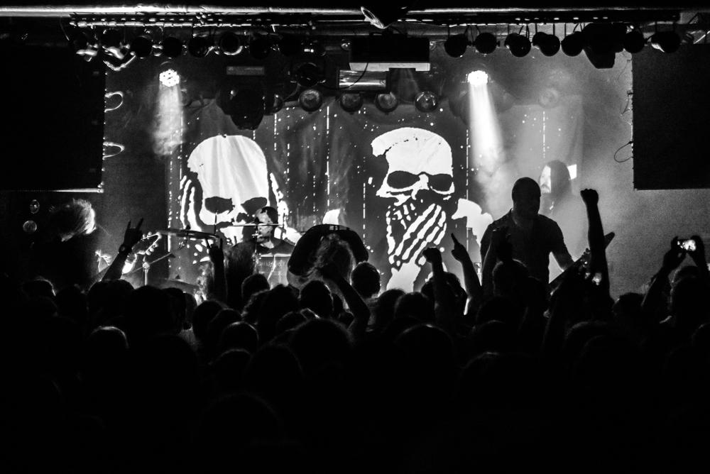 Uniformity Tour 2014 Wrocław Alibi Poland Dark Tranquillity