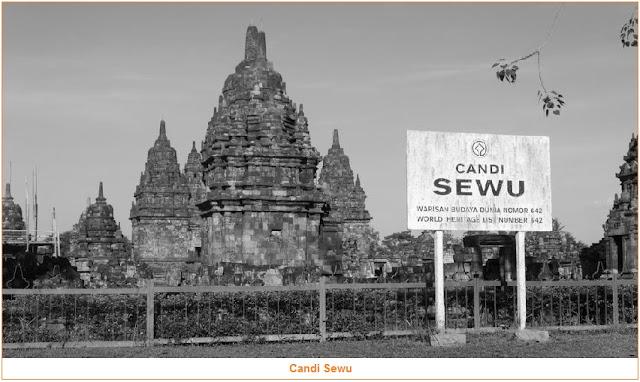 Candi Sewu - Peninggalan Sejarah yang Bercorak Agama Buddha