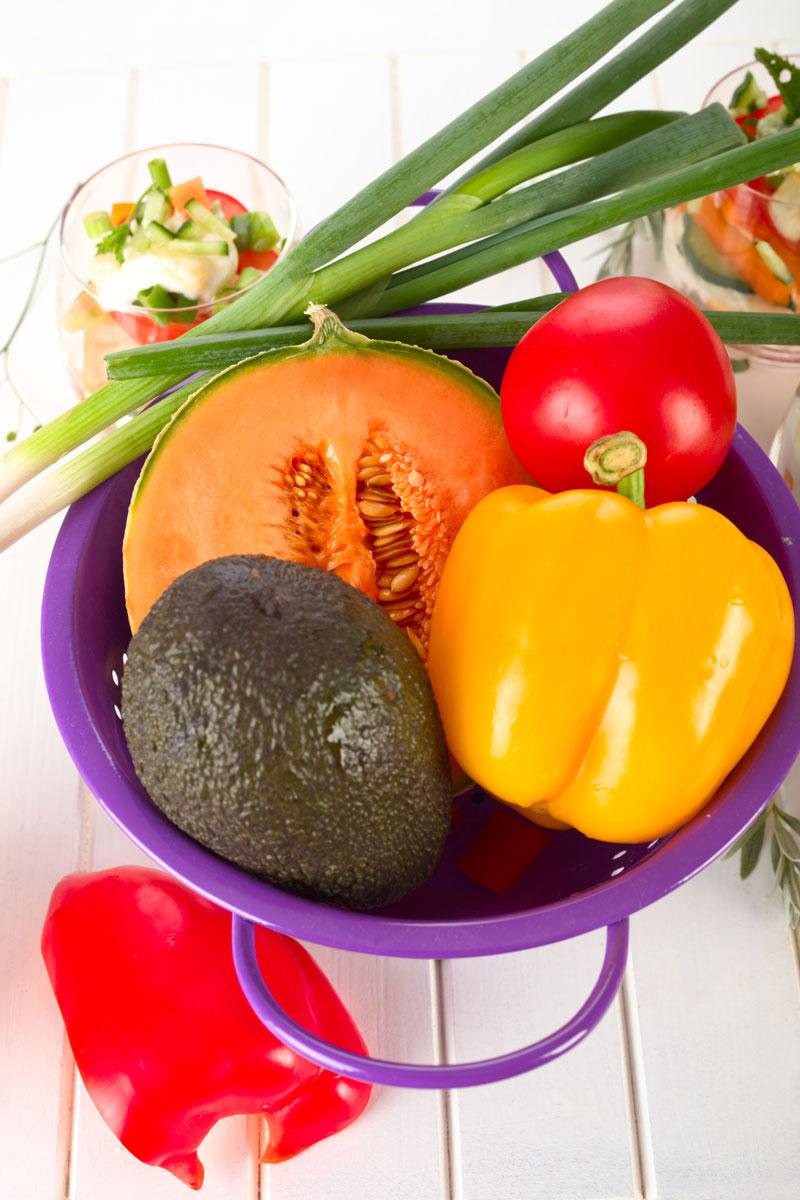 Gemüse- Küche. Edyta Guhl.