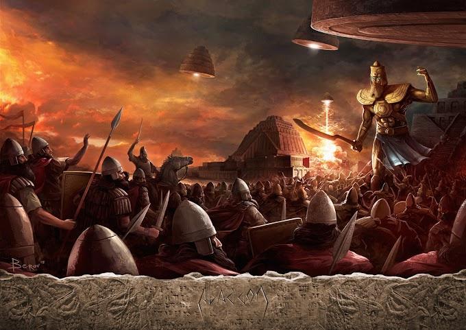 Los Textos Bíblicos Que Mencionan a Los Gigantes Annunaki