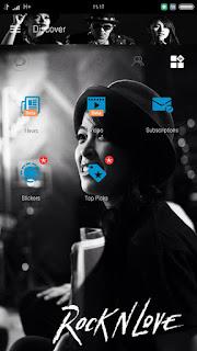 BBM MOD Kotak Band V3.0.1.25 Apk Terbaru 2016