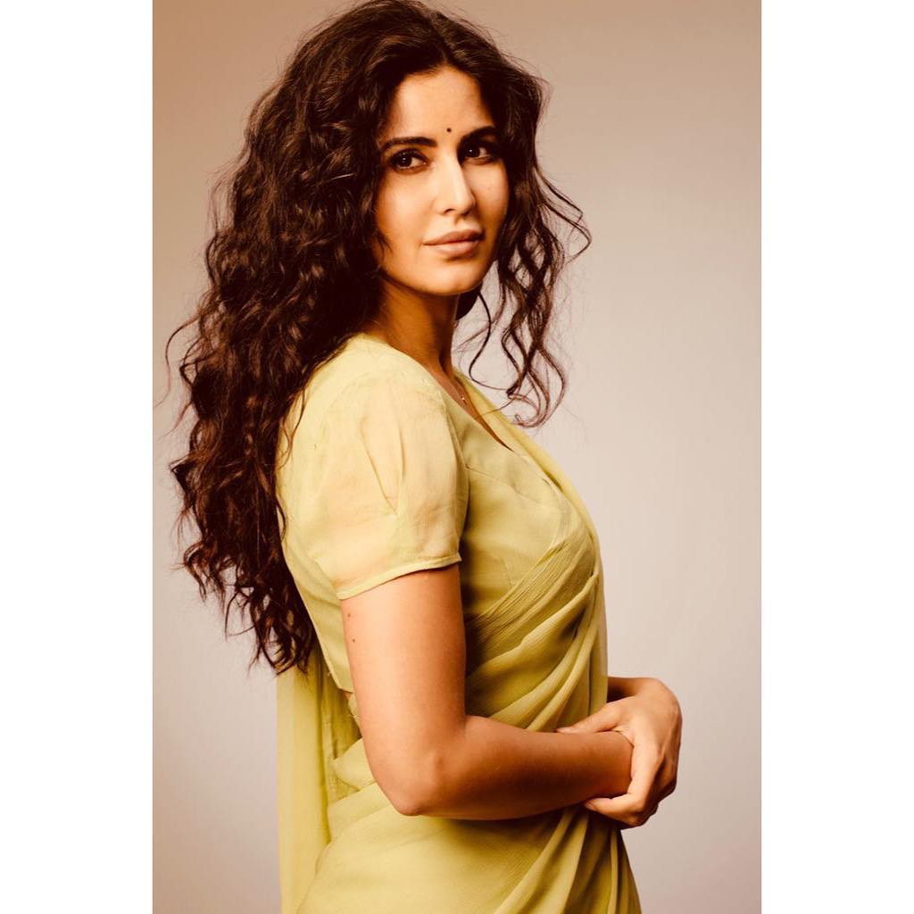 Katrina Kaif Hot sharee pic