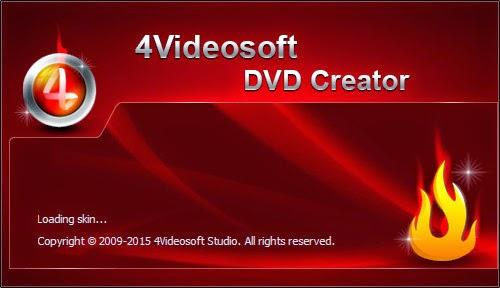 4Videosoft DVD Creator Free