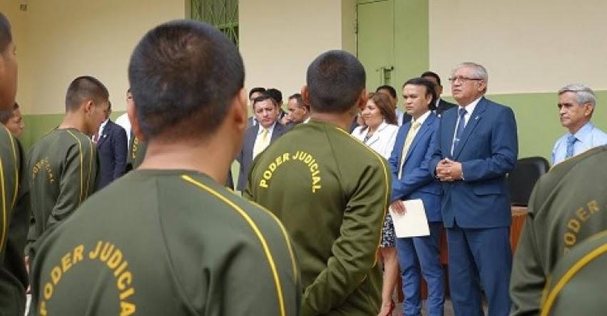 MINEDU: Jóvenes internos de «Maranguita» inician año escolar 2018 - www.minedu.gob.pe