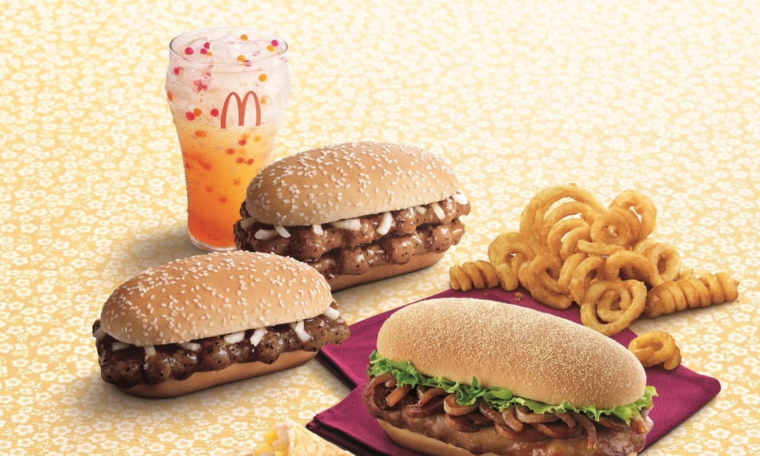 Lovin' it with McDonald's huat new year feast x omy.sg