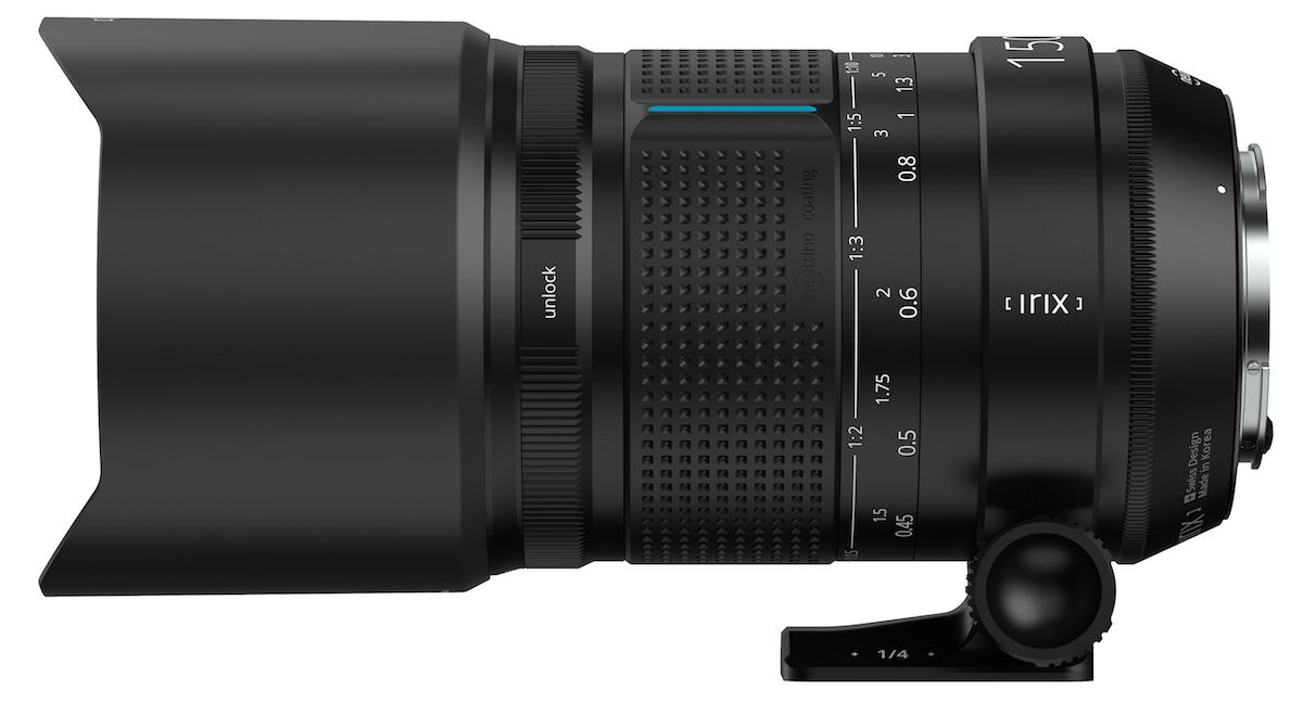 Irix 150mm f/2.8 Macro 1:1