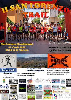 Carrera Popular San Lorenzo Trail