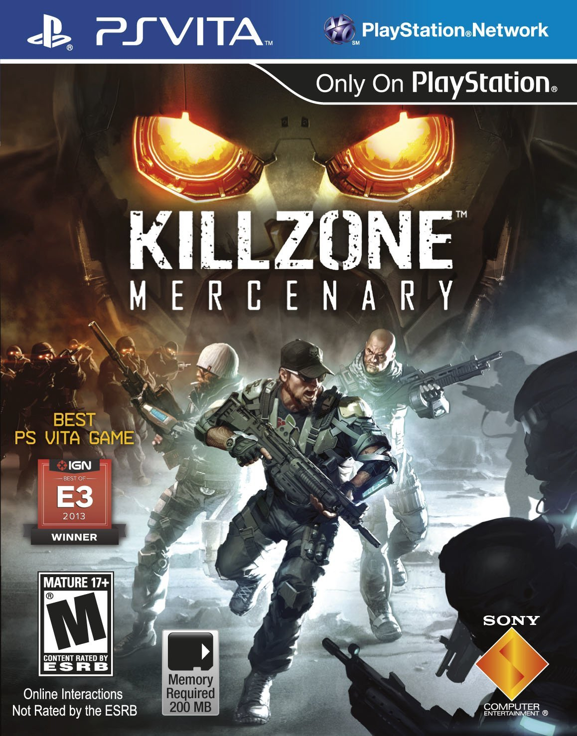 Killzone merc - Killzone Mercenary (VPK/MAI) PS VITA