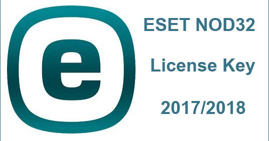 eset license key 2018 facebook
