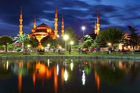 Sultanahmet area