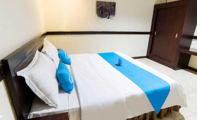 5 Hotel Airy Rooms Makassar Termurah
