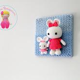 AMIGURUMI Ayıcık Tarifi ( Teddy Bear Crochet Tutorial) (ENGLISH ...   165x165