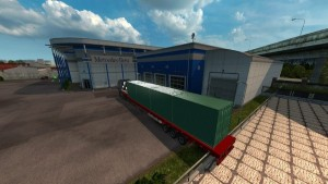 Multiplayer & Singleplayer Heavy Cargo Trailer