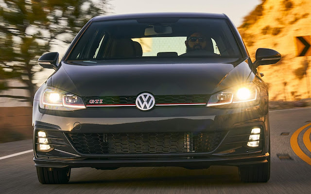 VW Golf GTi 2019 ganha Top Safety Pick no IIHS/EUA