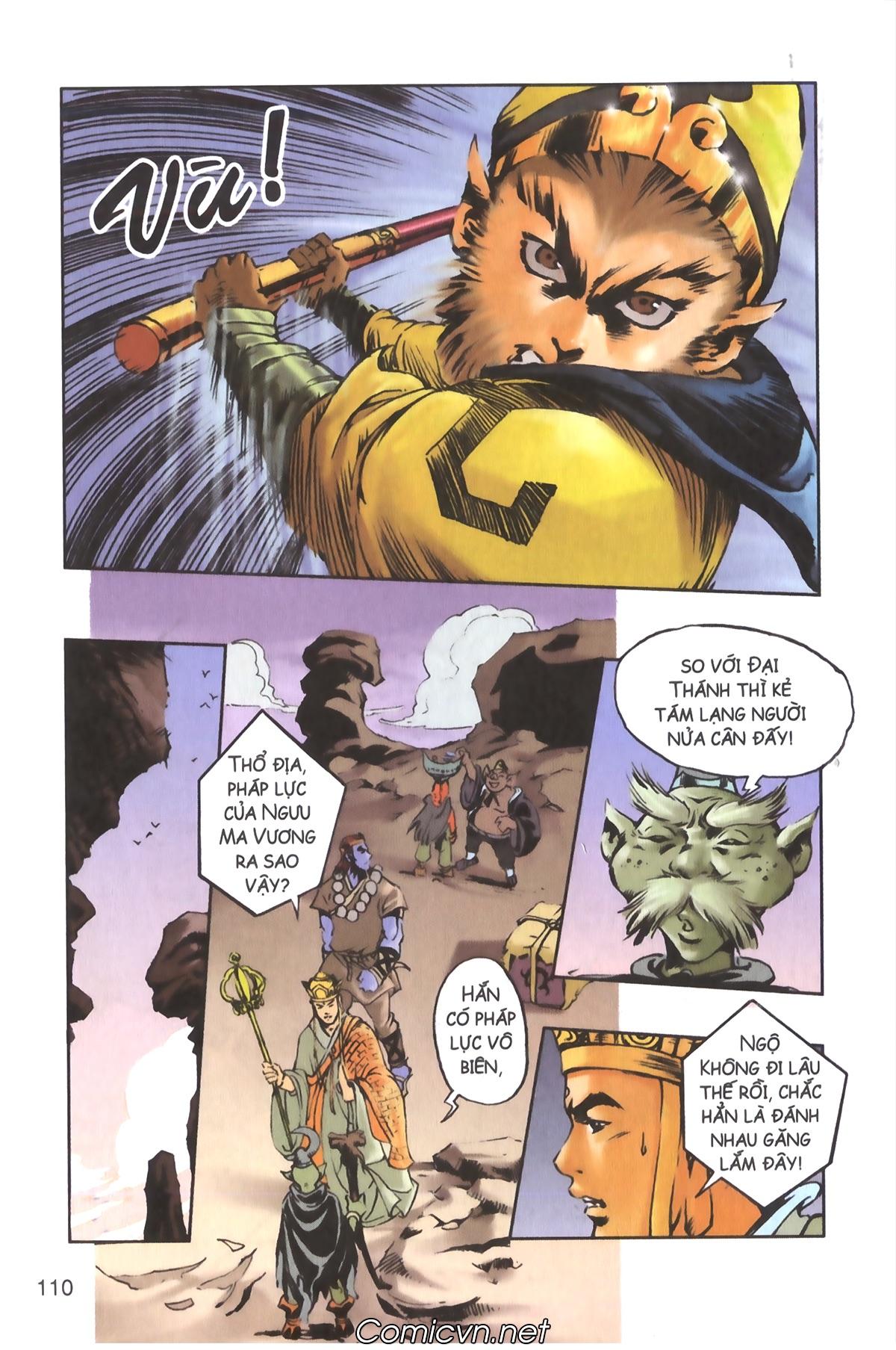 Tây Du Ký màu - Chapter 108 - Pic 7