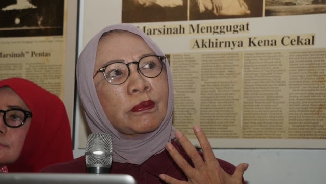 Ratna Sarumpaet Minta Maaf ke Prabowo dan Amien Rais