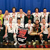 The Canadian Mennonite University Blazers are Back-to-Back MCAC Men's Volleyball Champions