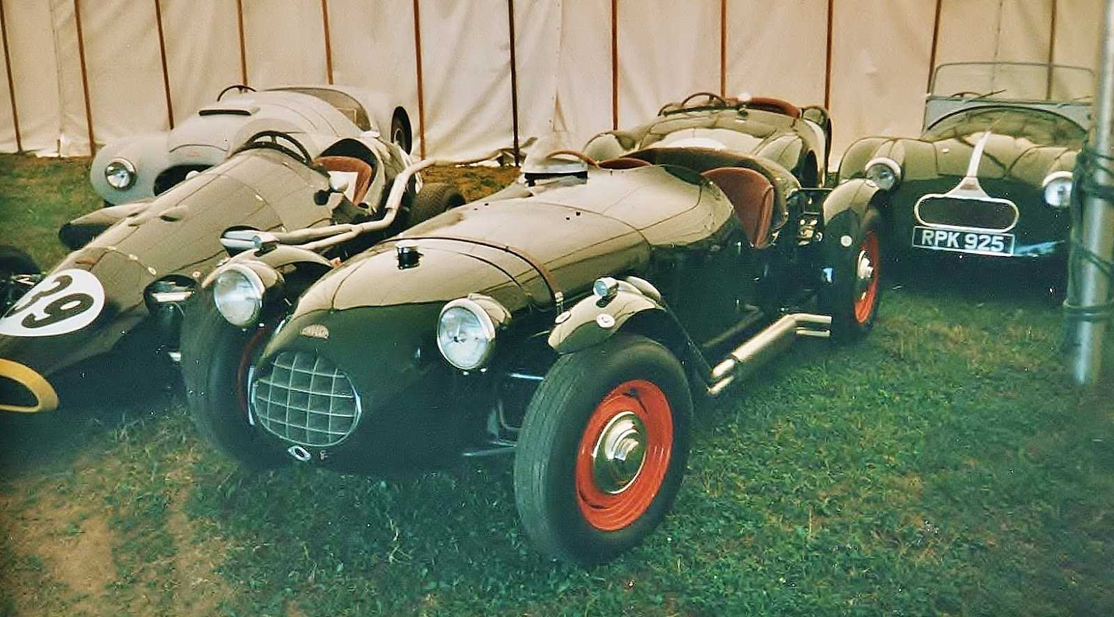 Ferraris and Other Things: Connaught L2 & L3 Sports Cars