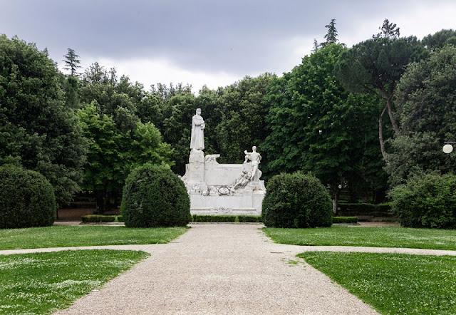 Passegio del Prato em Arezzo