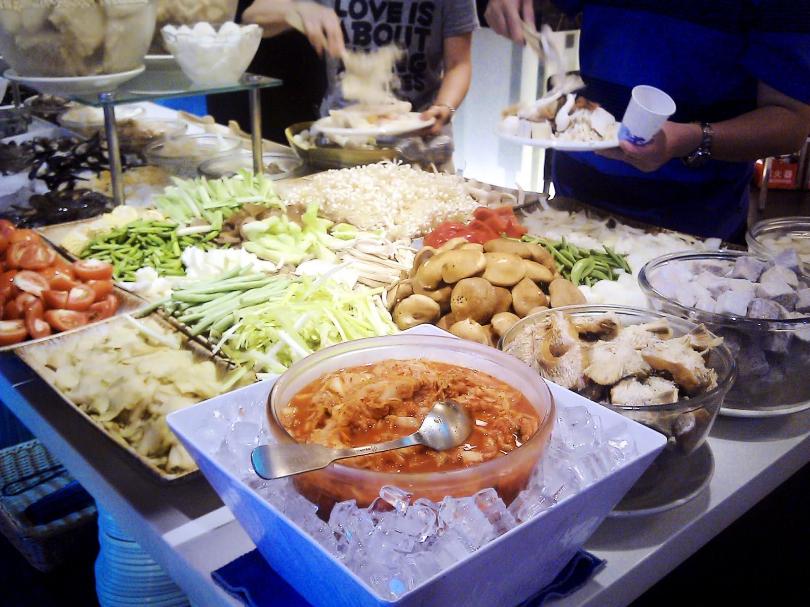 【食記】臺北鍋爸涮涮鍋吃到飽(金山店) - 新鮮海鮮隨意吃 - 咖尼馬管家的筆記