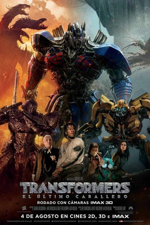 Poster Transformers: The Last Knight 2017