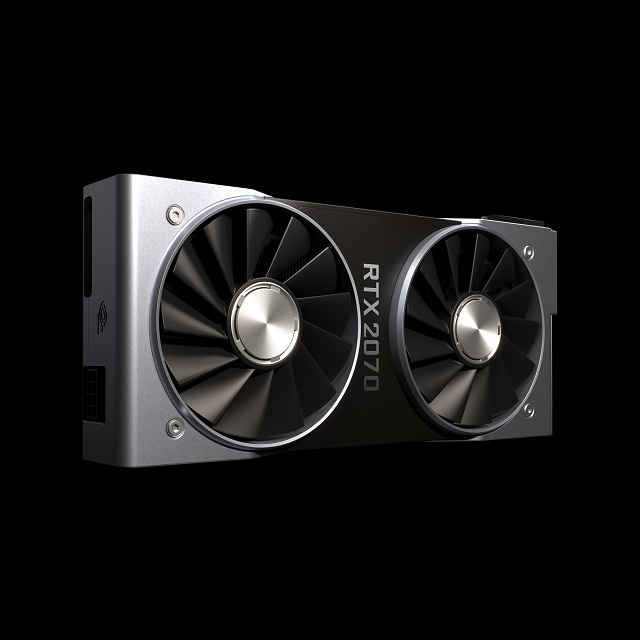 Nvidia GeForce RTX 2070 The Best Graphics Cards 2019