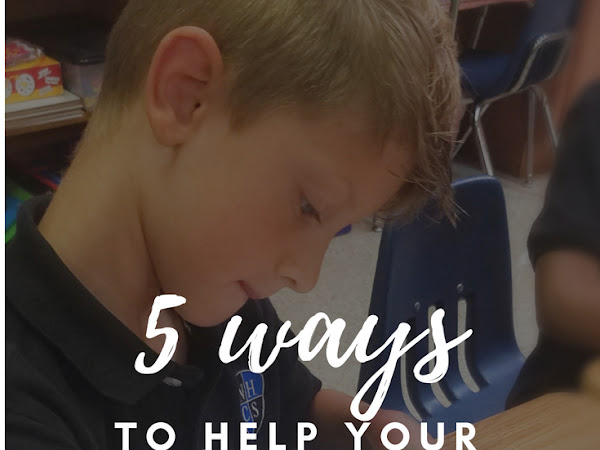 Navigating Parenting: 5 Ways To Increase Your Child's Productivity and Attention In School