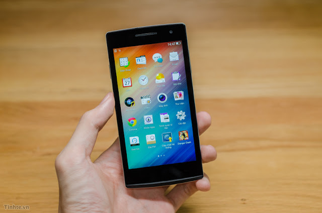 Cara Atasi Oppo Find 5 Mini bootloop