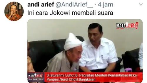 Viral Video Kyai Terima Amplop, Ini Sikap Ansor Kabupaten Malang