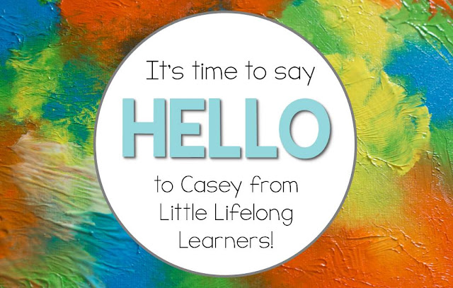 Meet the collaborators from the Australian Teachers Blog - Casey from Little Lifelong Learners