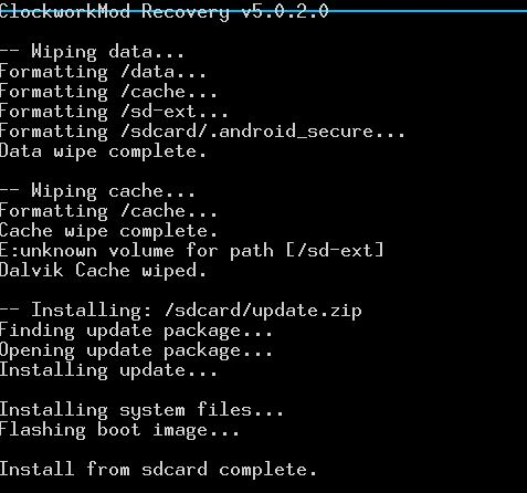 Adil Hindistan's Technology Blog: Installing Android 4 0 on