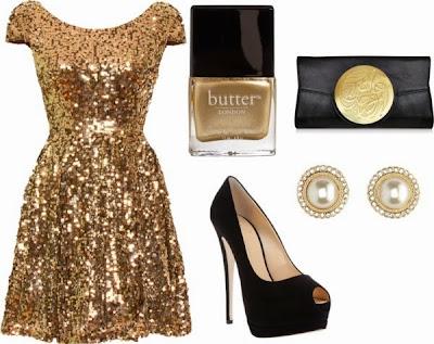 Outfits o Conjuntos para Fiestas de Año Nuevo