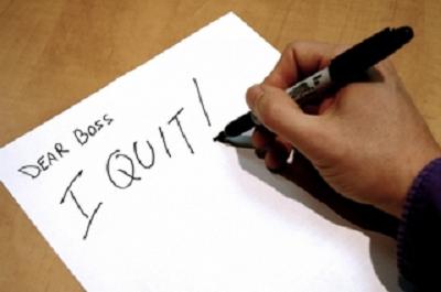 Cara Berhenti Kerja dengan Betul