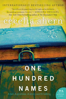 One Hundred Names by Cecelia Ahernv