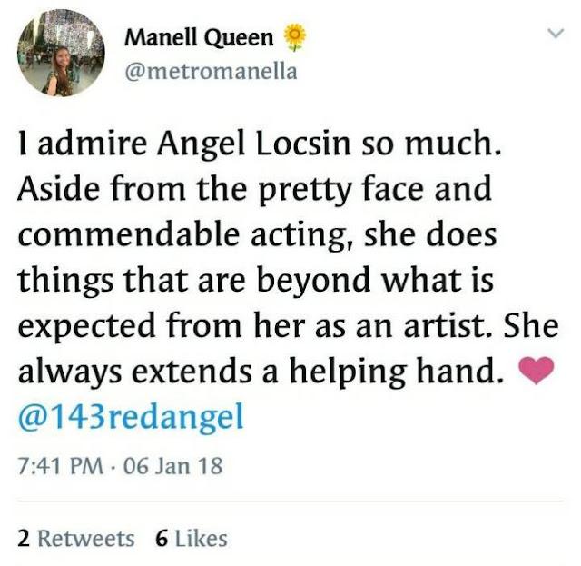 Commercial Break: Angel Locsin's Heartffelt Talk About Marawi City