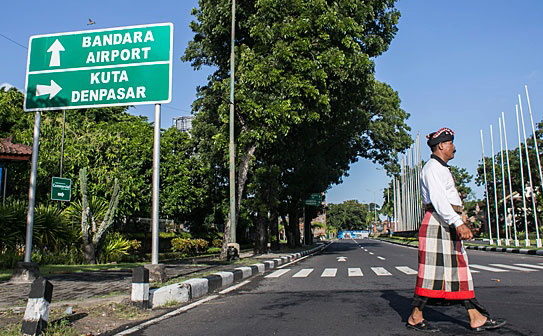 Ribut Perda Ramadhan, Anda Pernah Nyepi di Bali?