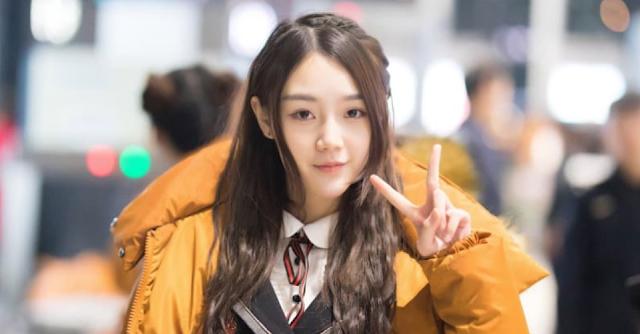 Zheng YangYing CKG48 Dipecat Gaji.png