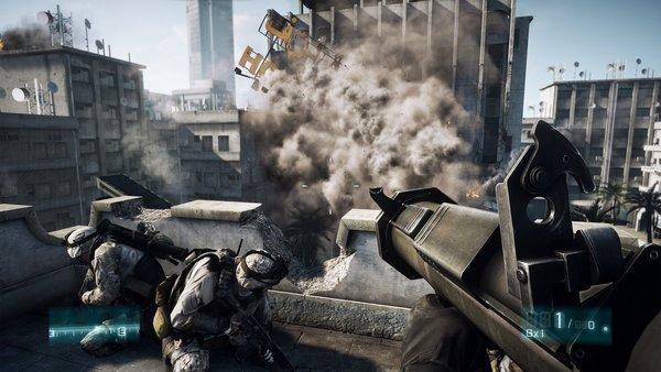 Battlefield 3 - (Xbox 360) Torrent