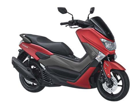 Harga New Yamaha NMAX 150