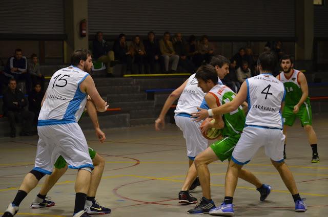 Baloncesto | Un Paúles descendido viaja a Vitoria sin presión y a demostrar que no baja los brazos