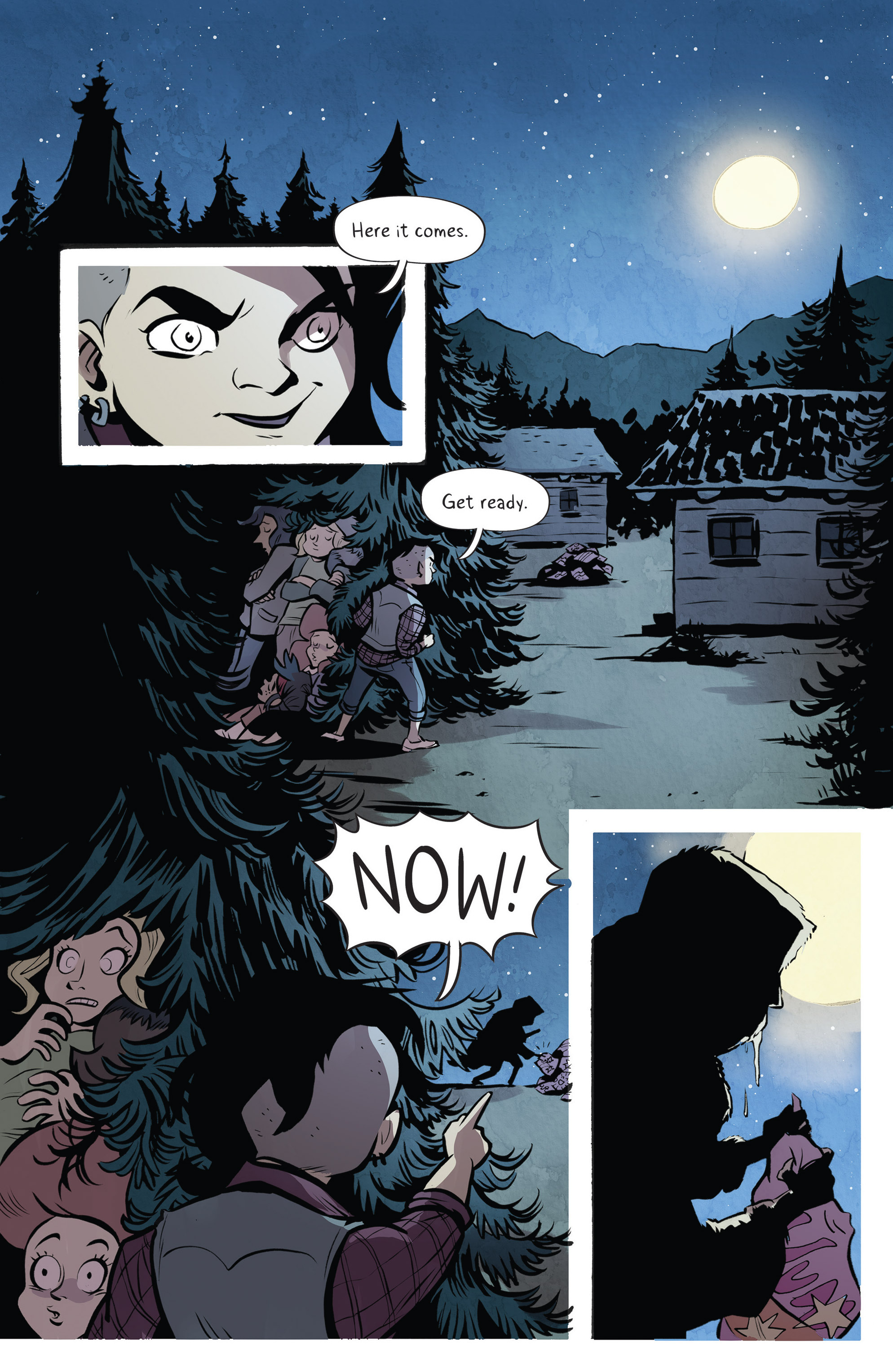 Read online Lumberjanes: Makin' the Ghost of It 2016 Special comic -  Issue # Full - 27