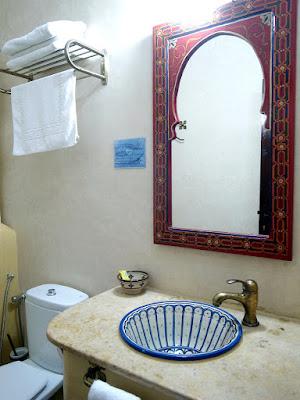 シャウエン リヤド・アシラー 洗面台