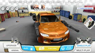 Armored Car HD Apk Mod (Unlimited Money)