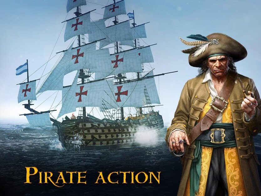 Tempest Pirate Action RPG Premium APK MOD Dinheiro Infinito v 1.5.2